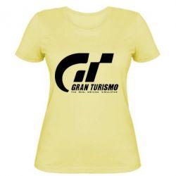 Женская футболка Gran Turismo - FatLine