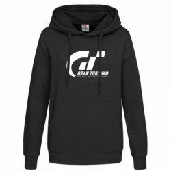 Женская толстовка Gran Turismo - FatLine