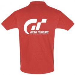 Мужская футболка поло Gran Turismo