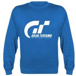 Реглан (свитшот) Gran Turismo - FatLine