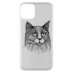 Чохол для iPhone 11 Graphic cat