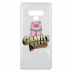 Чехол для Samsung Note 9 Гравити Фолз 2