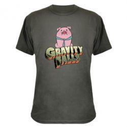 Камуфляжная футболка Гравити Фолз 2