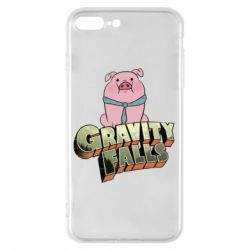 Чехол для iPhone 7 Plus Гравити Фолз 2