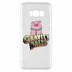 Чехол для Samsung S8 Гравити Фолз 2