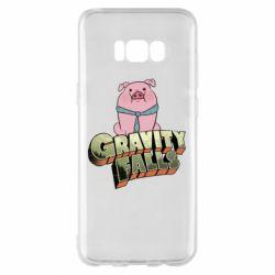Чехол для Samsung S8+ Гравити Фолз 2