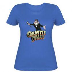Жіноча футболка Гравіті Фолз 3