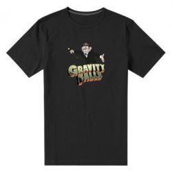 Чоловіча стрейчева футболка Гравіті Фолз 3