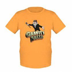 Дитяча футболка Гравіті Фолз 3