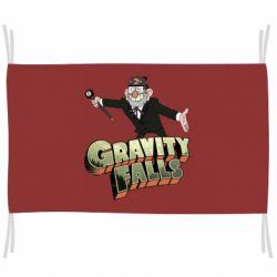 Прапор Гравіті Фолз 3