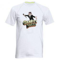Чоловіча спортивна футболка Гравіті Фолз 3