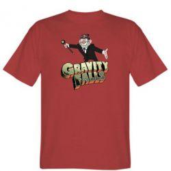 Чоловіча футболка Гравіті Фолз 3