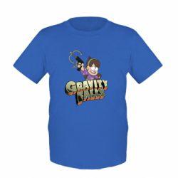 Дитяча футболка Гравіті Фолз
