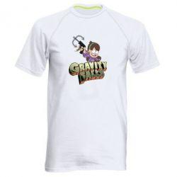 Чоловіча спортивна футболка Гравіті Фолз