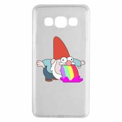 Чохол для Samsung A3 2015 Gravity Falls, dwarf and rainbow