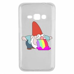 Чохол для Samsung J1 2016 Gravity Falls, dwarf and rainbow