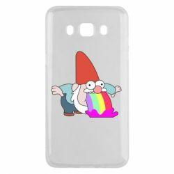 Чохол для Samsung J5 2016 Gravity Falls, dwarf and rainbow