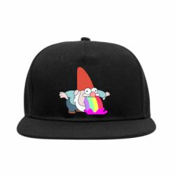 Снепбек Gravity Falls, dwarf and rainbow