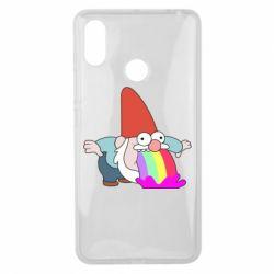 Чехол для Xiaomi Mi Max 3 Gravity Falls, dwarf and rainbow