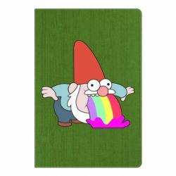 Блокнот А5 Gravity Falls, dwarf and rainbow