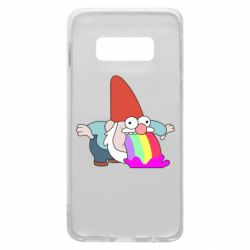Чохол для Samsung S10e Gravity Falls, dwarf and rainbow