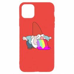 Чохол для iPhone 11 Pro Gravity Falls, dwarf and rainbow