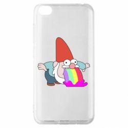 Чехол для Xiaomi Redmi Go Gravity Falls, dwarf and rainbow