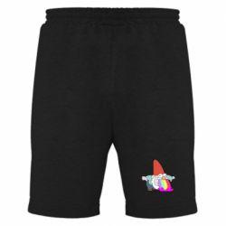 Чоловічі шорти Gravity Falls, dwarf and rainbow