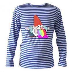 Тільник з довгим рукавом Gravity Falls, dwarf and rainbow
