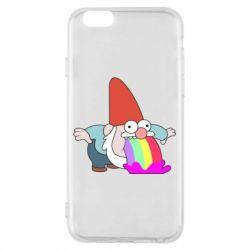 Чохол для iPhone 6/6S Gravity Falls, dwarf and rainbow