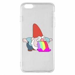 Чохол для iPhone 6 Plus/6S Plus Gravity Falls, dwarf and rainbow
