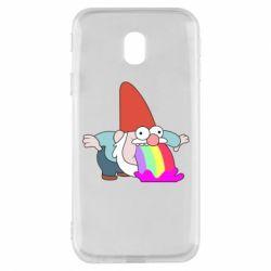 Чохол для Samsung J3 2017 Gravity Falls, dwarf and rainbow
