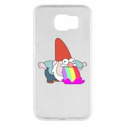 Чохол для Samsung S6 Gravity Falls, dwarf and rainbow