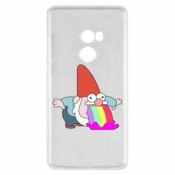 Чехол для Xiaomi Mi Mix 2 Gravity Falls, dwarf and rainbow