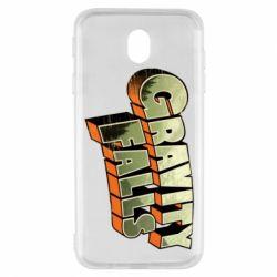 Чехол для Samsung J7 2017 Gravity Falls