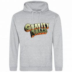 Мужская толстовка Gravity Falls - FatLine