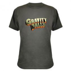 Камуфляжная футболка Gravity Falls