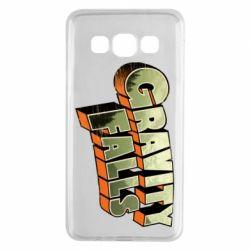 Чехол для Samsung A3 2015 Gravity Falls
