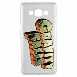 Чехол для Samsung A5 2015 Gravity Falls