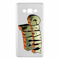Чехол для Samsung A7 2015 Gravity Falls