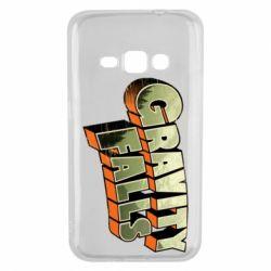 Чехол для Samsung J1 2016 Gravity Falls