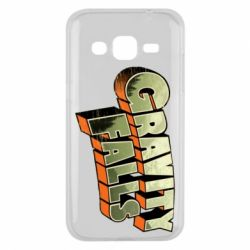 Чехол для Samsung J2 2015 Gravity Falls