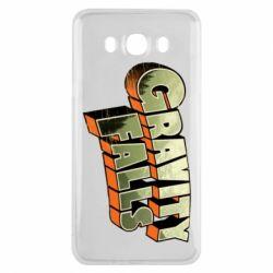 Чехол для Samsung J7 2016 Gravity Falls