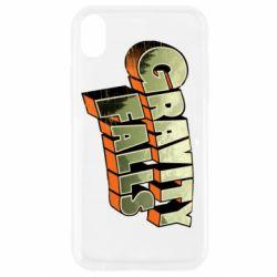 Чехол для iPhone XR Gravity Falls