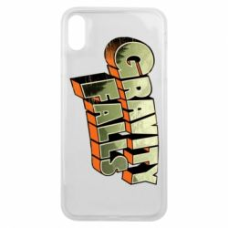 Чехол для iPhone Xs Max Gravity Falls