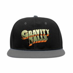 Снепбек Gravity Falls - FatLine