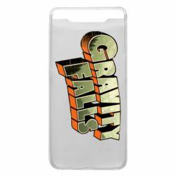 Чехол для Samsung A80 Gravity Falls