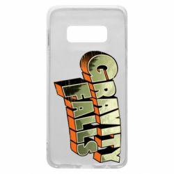 Чехол для Samsung S10e Gravity Falls