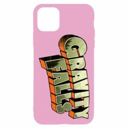 Чехол для iPhone 11 Pro Gravity Falls