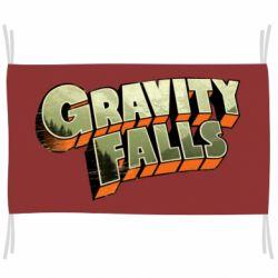 Флаг Gravity Falls